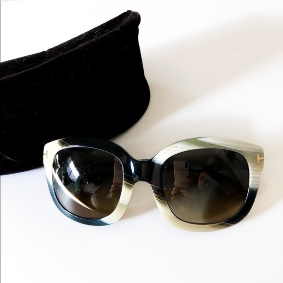 32f9dd533dae AUTHENTIC Tom Ford Christophe sunglasses. M 5a9b0c9c72ea886bc2aa77df. Other  Accessories ...